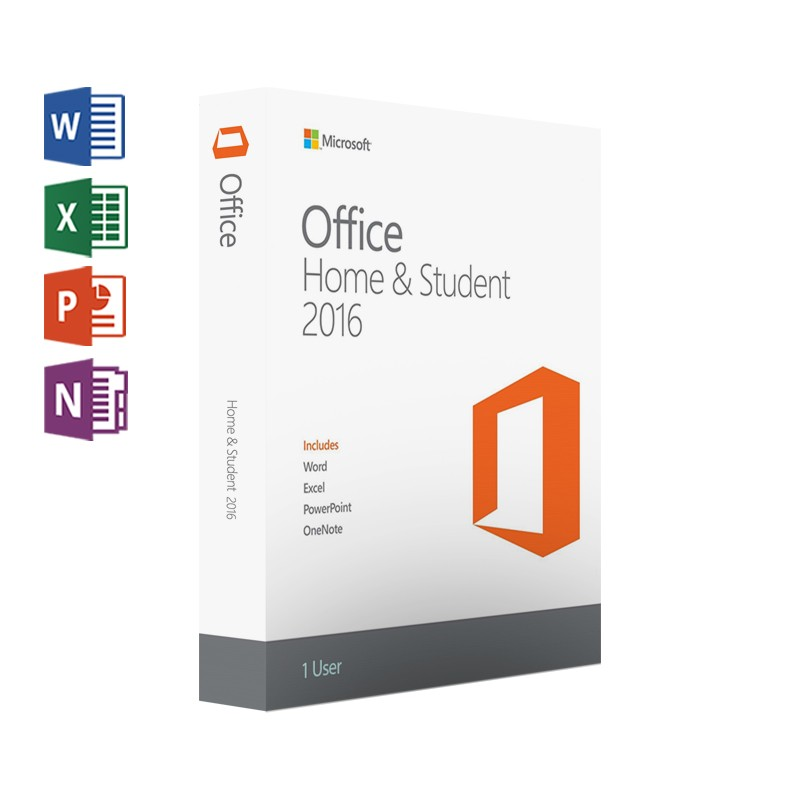 Microsoft office home student 2016 buy now